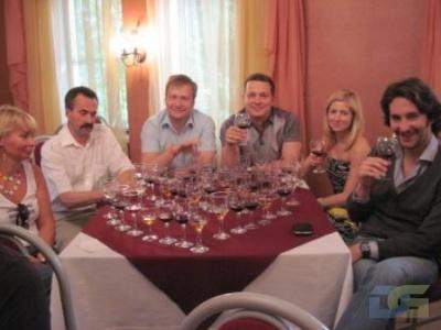 "Культурная программа ""Встреча с массандровским вином"""